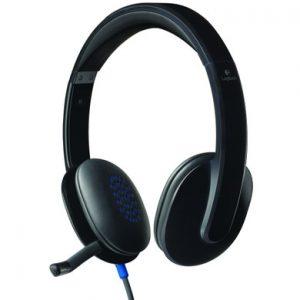 Headset Logitech USB H540