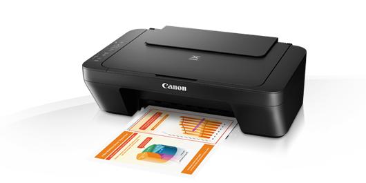Printer Canon MG2550S Multifuncional