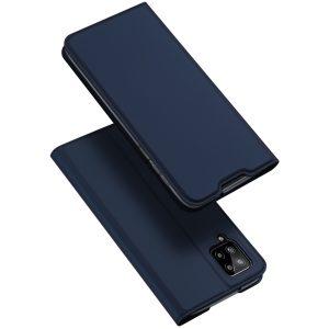 Slim Softcase Booktype voor de Samsung Galaxy A12