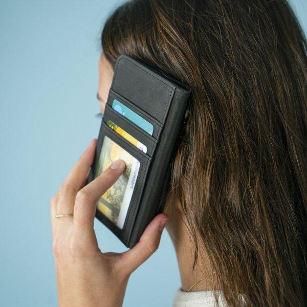 iMoshion Luxe Booktype Samsung Galaxy A12