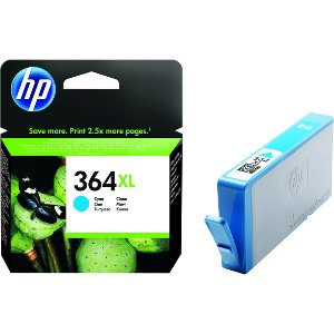 Inkt HP 364XL Cyan