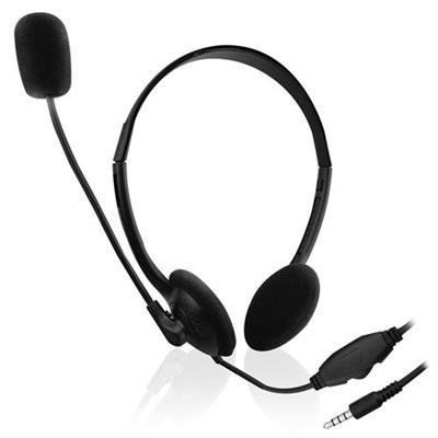 headset Ewent 1x jack headset+mic ew3567