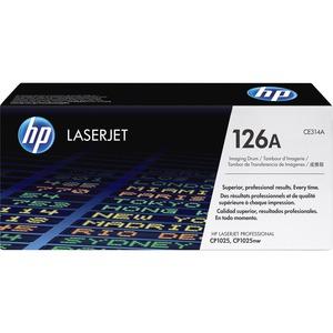 HP 126A Laser Imaging Drum - Black, Colour - 14000 Black, 7000 Colour - 1 Each