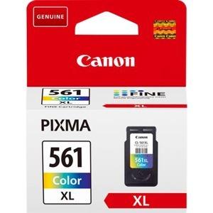 Inkt Canon 561xl kleur 300p.