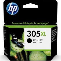 Inkt HP 305XL Zwart 240p.