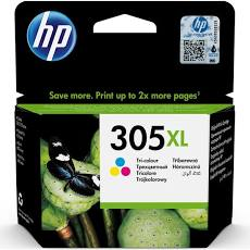 Inkt HP 305XL kleur 200p.
