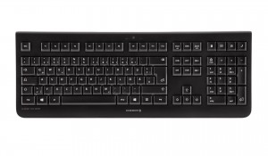 muis/toetsenbord draadloos CHERRY DW 3000 RF AZERTY BELGIAN BLACK