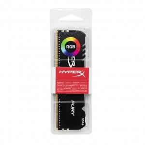 Geheugen DDR4 Kingston HyperX FURY RGB 8GB 3200MHz DDR4 CL16 DIMM