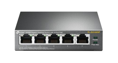 PoE TP-Link 5-Port Gigabit Desktop Switch PoE