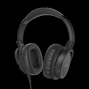 "Headset Thomson HED4508 tv ""HQ"", over-ear, microfoon, gescheiden volumeregeling"