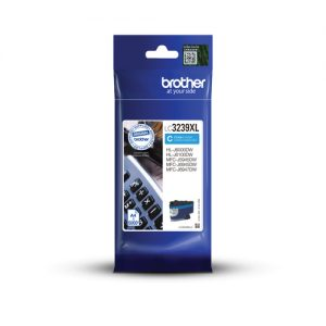 Inkt Brother LC 3239XL Cyan 5000p 5%
