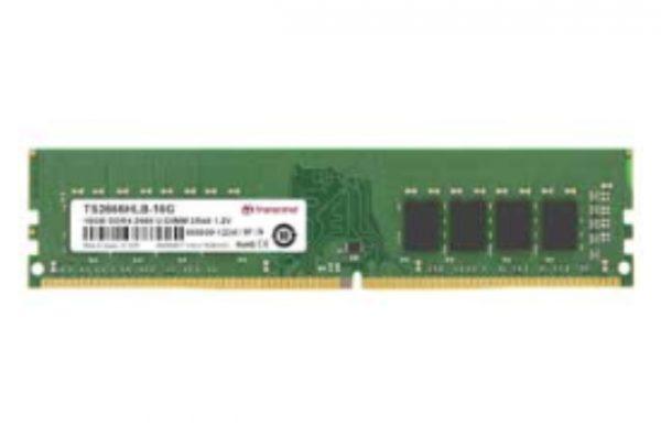 Geheugen DDR4 TRANSCEND Jetram 8GB 2666 U-DIMM