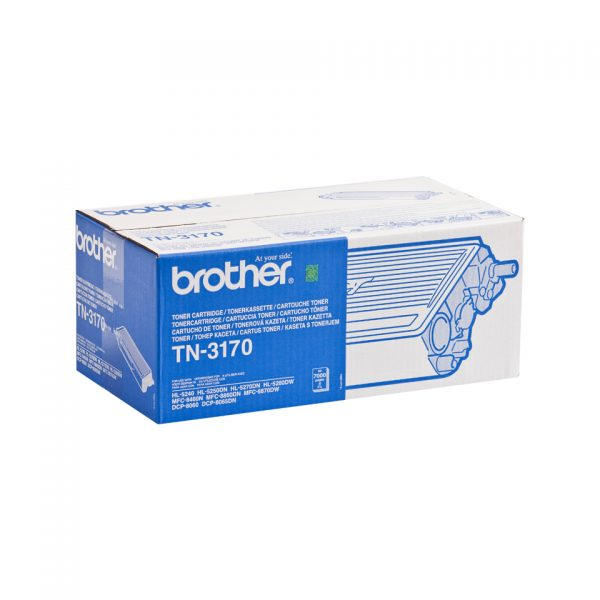 toner brother TN-3170 zwart 7000p 5%