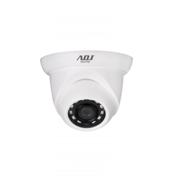 Camera ADJ D-99 Dome - IP - 4MP - 2.8MM - IR30M - PoE - IP67