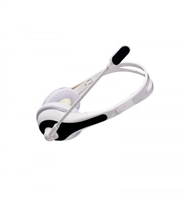 Headset ADJ Stereo PC met microfoon 2x jack 3.5mm
