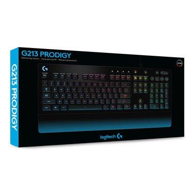 Toetsenbord Logitech prodigy gaming g213 BE