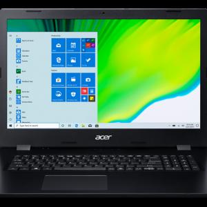 Laptop Acer 17.3 Aspire3 HD+ i5-1035G1 12GB 512SSD Black W10