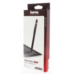 HAMA Actieve stylus Pro met ultrafijne 1,5-mm punt voor tablets