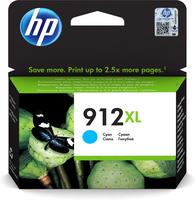 Inkt HP 912XL Cyan 825p