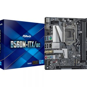 Moederbord ITX ASROCK B560M-ITX/AC INTEL B560 LGA 1200