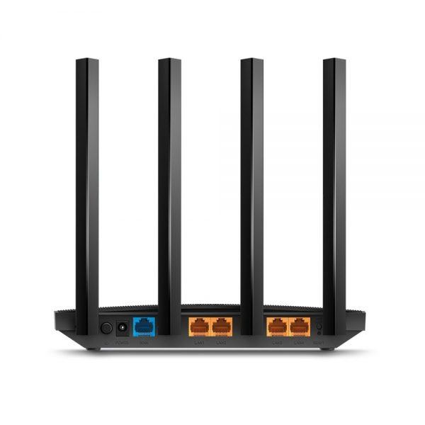 Netwerk Draadloze Router Tp-Link Archer C80 (2.4 GHz / 5 GHz) Gigabit Ethernet