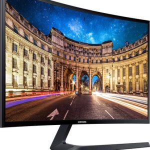 "Monitor Samsung 24"" Curved CF390"