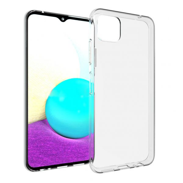 ACCEZZ CLEAR BACKCOVER VOOR DE SAMSUNG GALAXY A22 (5G)