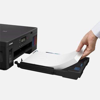 Printer Canon G5050 incl. inkt 18000p zw + 7700p kleur