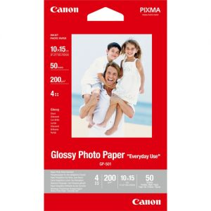 Papier Canon Foto 50 sheets 10x15cm glossy everyday use