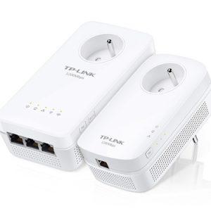Homeplug TP-link AV1300 Passthrough Powerline Wi-Fi KIT Qualcomm